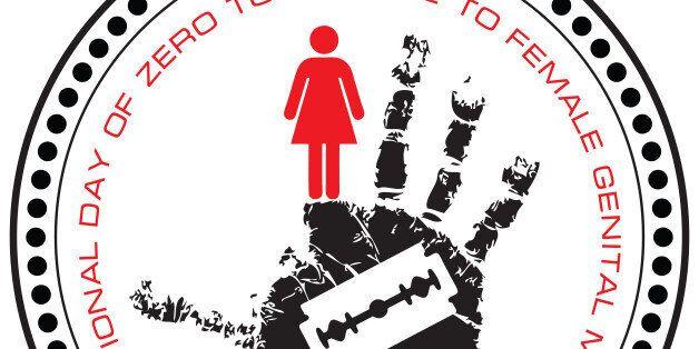 Stamp Stop. International Day of Zero Tolerance to Female Genital