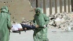 Damas responsable de deux attaques chimiques, l'EI d'une au gaz