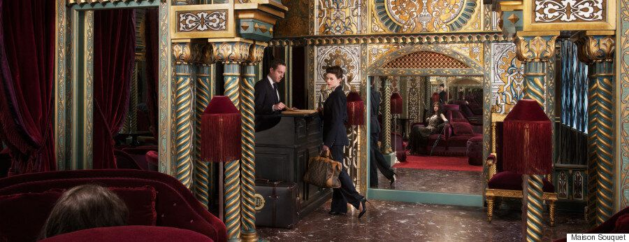 Οι οίκοι ανοχής στο Παρίσι γίνονται ξενοδοχεία: Η Belle Epoque αναβιώνει στο Maison