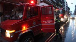 Επίθεση με γκαζάκια στα γραφεία του οικοδομικού συνεταιρισμού βουλευτών στην