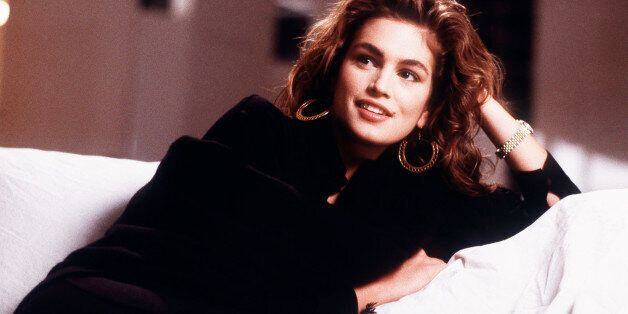 Portrait of Cindy Crawford (1989)Photo: Frank Micelotta/ImageDirect*** SPECIAL RATES APPLY