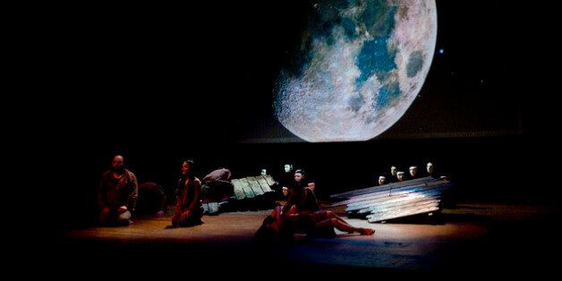 Νέα παράταση παραστάσεων για την «Ασκητική» στο Θέατρο Τζένη