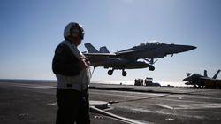 Μέσα σε ένα μαχητικό F/A-18 Super Hornet. Εντυπωσιακή πλοήγηση 360 μοιρών από την πολυθρόνα