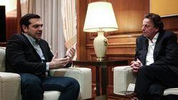 Η προσφυγική κρίση στο επίκεντρο της συνάντησης του πρωθυπουργού με τον ΥΠΕΞ της