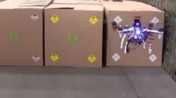 Drone που πετά μόνο του και αποφεύγει εμπόδια κατασκεύασε ο αμερικανικός