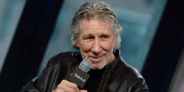 NEW YORK, NY - NOVEMBER 05: Musician Roger Waters visits AOL BUILD to discuss the film 'Roger Waters...