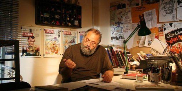 Πέθανε ο σκιτσογράφος Γιάννης Καλαϊτζής σε ηλικία 71