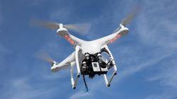 ΙΑΤΑ: Τα drones μετατρέπονται σε «πραγματική απειλή» για την ασφάλεια των αεροπλάνων της πολιτικής