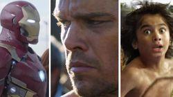 Τα 8 τρέιλερ ταινιών που έκαναν πρεμιέρα στο Super