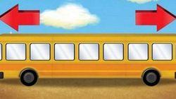 Που κατευθύνεται το λεωφορείο; Αυτή είναι η σπαζοκεφαλιά που λύνουν περισσότερα παιδιά από