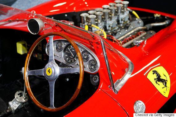 Ferrari 335 S που αξίζει το βάρος της σε χρυσάφι -