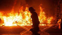 Εκτεταμένες ταραχές στο Χονγκ Κονγκ, με προειδοποιητικά πυρά από την
