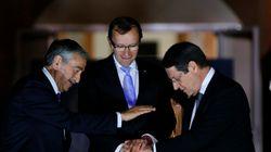Θέμα για ενδεχόμενη διακοπή των διαπραγματεύσεων για το Κυπριακό από τον πρόεδρο της