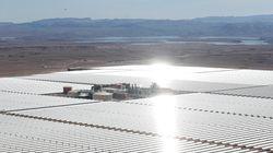 Εγκαινιάστηκε στην έρημο Σαχάρα ο μεγαλύτερος σταθμός ηλιακής ενέργειας του