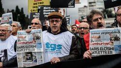 Νέο πλήγμα για την ελευθεροτυπία η πρόταση Εισαγγελέα στην Τουρκία για ισόβια κάθειρξη σε βάρος