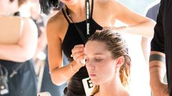 Voici les grandes tendances coiffures du Festival Mode & Design