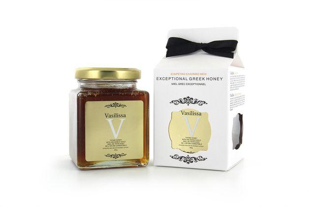 Vasilissa: Το μέλι από την Εύβοια με τα φύλλα χρυσού που έχει κατακτήσει Ευρώπη, Αμερική και
