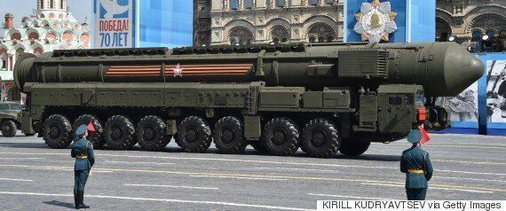 Σειρά νέων συστημάτων στο ρωσικό οπλοστάσιο το