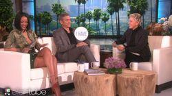 Η Rihanna και ο George Clooney δεν φοβούνται να απαντήσουν για τα πολύ προσωπικά τους. Στην Ellen DeGeneres