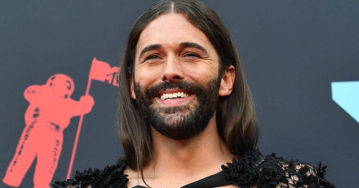 Jonathan Van Ness Says He's Part Of The 'Beautiful HIV-Positive Community'