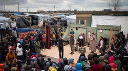 Η μέρα που ο «Άμλετ» παρουσιάστηκε στον προσφυγικό καταυλισμό του