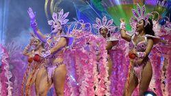 Ξεκίνησε το καλύτερο καρναβάλι του κόσμου και φυσικά είναι στο Ρίο ντε