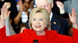 Οριακή νίκη Χίλαρι Κλίντον στις προκριματικές στην