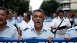 Κατάληψη των Αστυνομικών στο Ασφαλιστικό τους