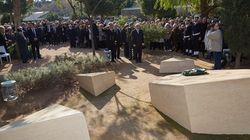 Έτσι τιμήθηκε στην Αθήνα η Ημέρα Μνήμης Εβραίων Μαρτύρων και Ηρώων του