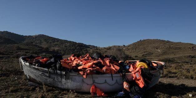 Περισσότεροι από 4.000 μετανάστες εγκλωβισμένοι στη Λέσβο λόγω της απεργίας της