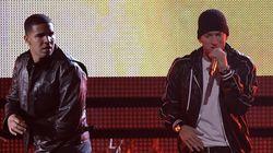 Non, Drake et Eminem ne sont pas en