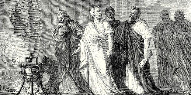 Ο Ήρων ο Αλεξανδρεύς εν μέσω