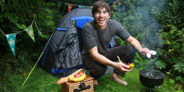 EDITORIAL USE ONLYTelevision presenter, explorer and author Simon Reeve teams up with The Caravan Club...
