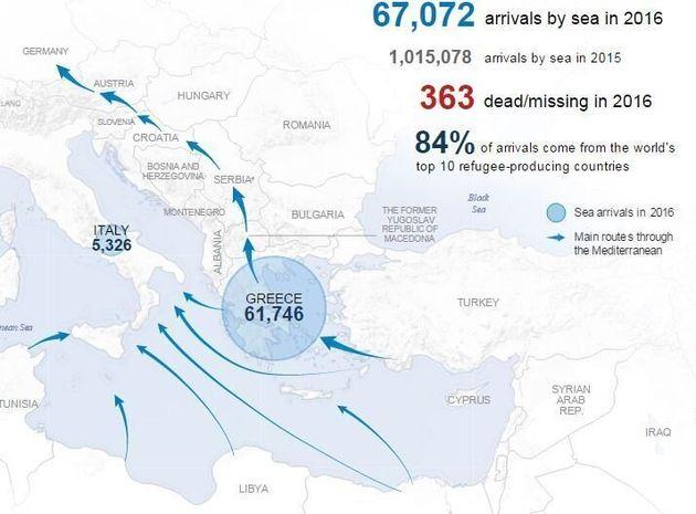 To «σχέδιο Μέρκελ» για το προσφυγικό. Ο ρόλος που πρέπει να «παίξουν» Ελλάδα και Τουρκία και η εκστρατεία...