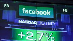 «Καλπάζει» το facebook. Η μετοχή του έχει πλέον μεγαλύτερη αξία και από τον πετρελαϊκό κολοσσό