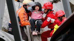 Νεκροί από τα 6,4 Ρίχτερ στην Ταϊβάν. Κατέρρευσε πολυκατοικία με 220 ενοίκους, στα ερείπια επιχειρούν οι
