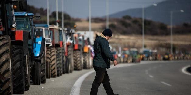 Κλιμάκωση κινητοποιήσεων αποφάσισαν οι αγρότες. Οι κλειστοί