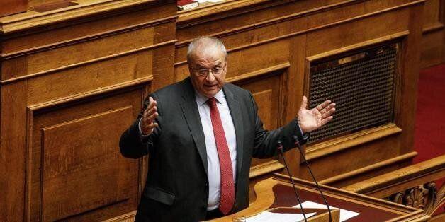 Διεγράφη από την ΚΟ της Δημοκρατικής Συμπαράταξης ο βουλευτής ΠΑΣΟΚ, Λεωνίδας