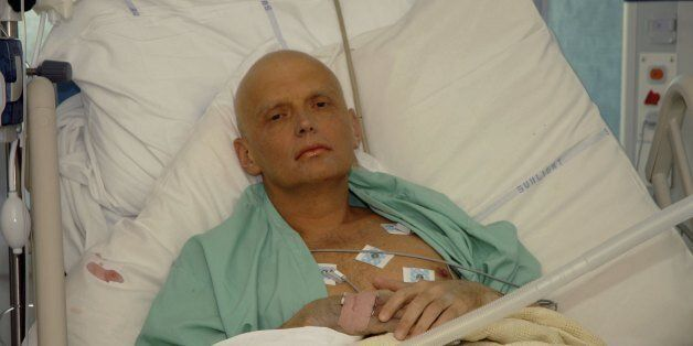 LONDON - NOVEMBER 20: In this image made available on November 25, 2006, Alexander Litvinenko is pictured...