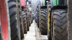 Κομοτηνή: Όμηρος των αγροτών επί ώρες ο υπουργός Αγροτικής Ανάπτυξης Βαγγέλης Αποστόλου. Κινητοποιήσεις σε όλη την