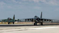 Πρώτη κοινή επιχείρηση της ρωσικής και της συριακής πολεμικής αεροπορίας στη