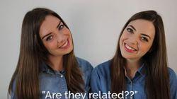 Πόσο πιθανό είναι να έχετε συγγενική σχέση με τον σωσία σας; Δύο κορίτσια έκαναν τεστ DNA και πήραν την
