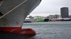 Δεμένα τα πλοία στα λιμάνια. 48ωρη απεργία της