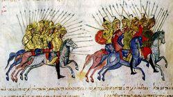 «Ω του των Μελαγχλαίνων τούδε φουσάτου»: Οι άγνωστοι πολεμιστές- καλόγεροι της Βυζαντινής