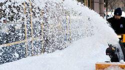 Σε «παράλυση» από το χιόνι παραμένει η