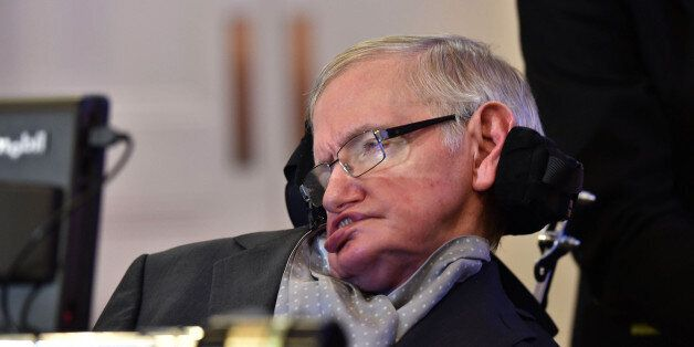 Photo by: KGC-42/STAR MAX/IPx 2015 12/16/15 STARMUS panel announces groundbreaking Stephen Hawking Medals...