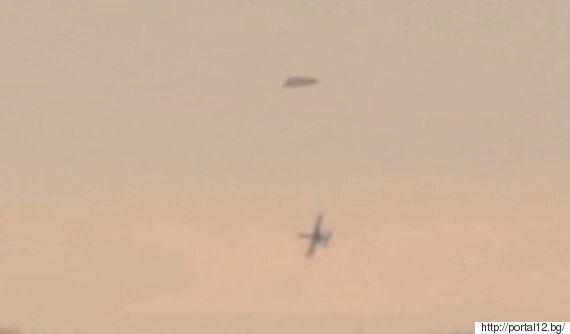 Νέο βίντεο με υποτιθέμενα UFO στη Βουλγαρία: Μαχητικό αεροσκάφος καταδιώκει ιπτάμενο