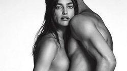 Η Irina Shayk γυμνή στη νέα διαφήμιση της