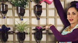Πως να φτιάξετε μόνοι σας ένα κρεμαστό κήπο και άλλα 4 πράγματα που θα σας