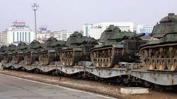 Stratfor: Η Τουρκία ίσως ετοιμάζει εισβολή στη